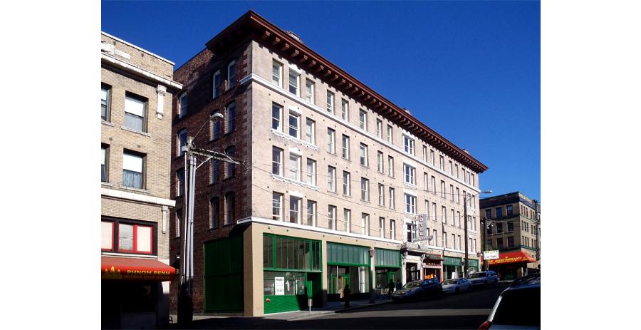Milwaukee Hotel « Tonkin Architecture